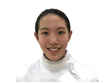 A portrait of Grace Hu