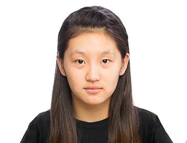 Un portrait de Wendy Zhang