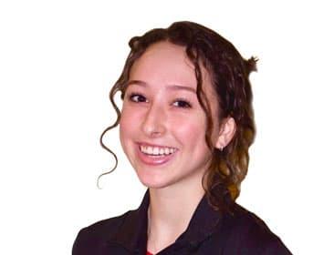 A portrait of Alexandria Loutitt