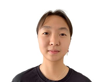 A portrait of Catherine Choi