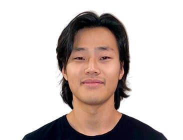 A portrait of David  Park