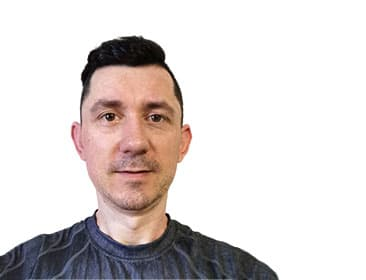 Un portrait de Igor Kozic