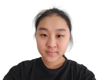 A portrait of Joyce Xu