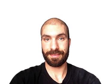 Un portrait de Robert Bonomo