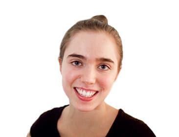 Un portrait de Jane Caulfield