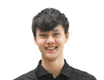 A portrait of Joseph Phan