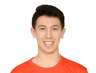 A portrait of Justin Lui