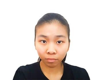 A portrait of Katie Ho Shue