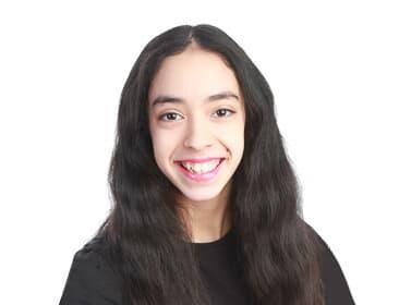 A portrait of Natalie Garcia