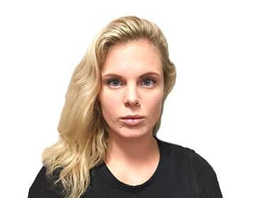 A portrait of Nicole Oudenaarden