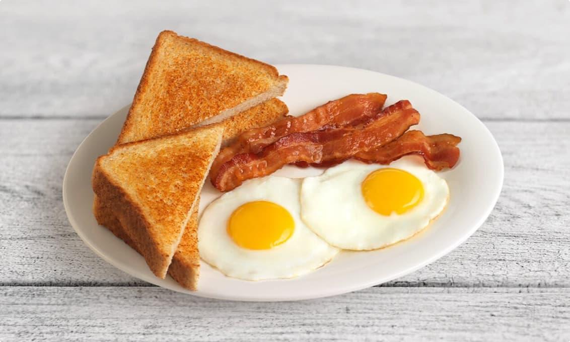 A&W breakfast video