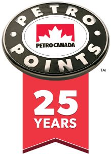 Petro-Points 25 years
