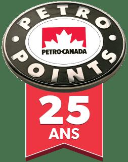 Petro-Points 25 ans