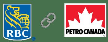 RBC Petro-Canada logos