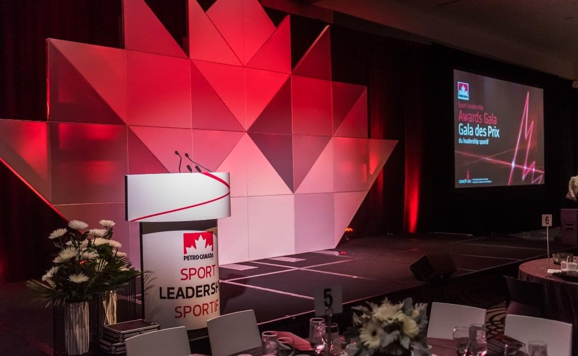 Sports Leadership session