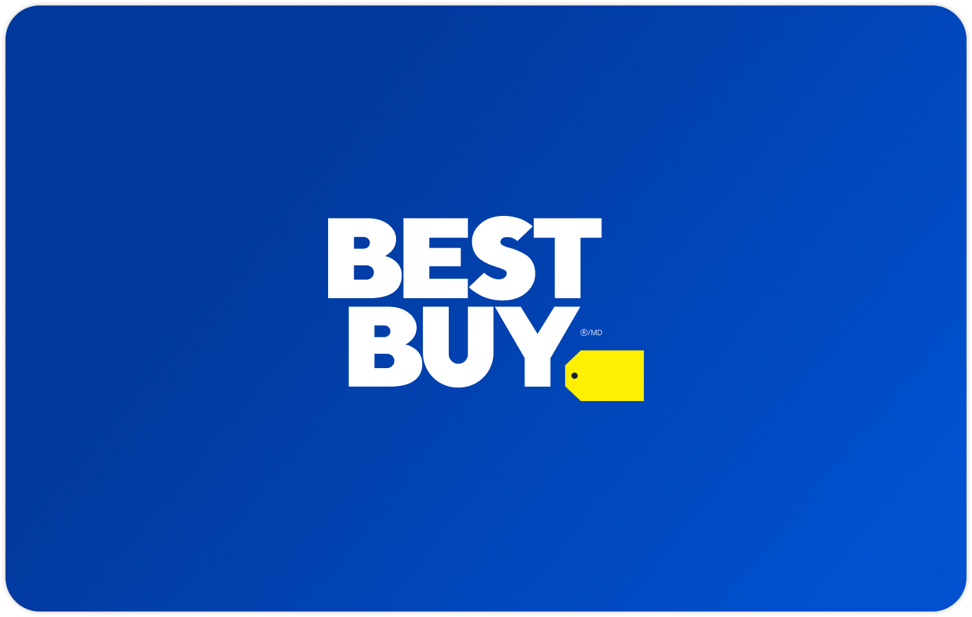 Carte-cadeau Best Buy
