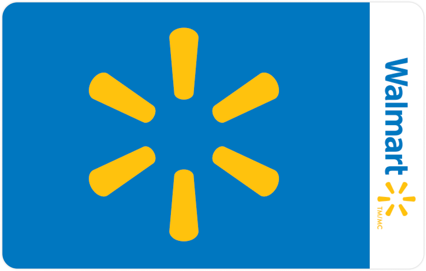 Carte-cadeau Walmart