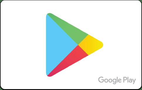 Carte-cadeau Google Play