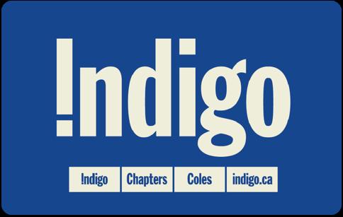 Carte-cadeau Indigo