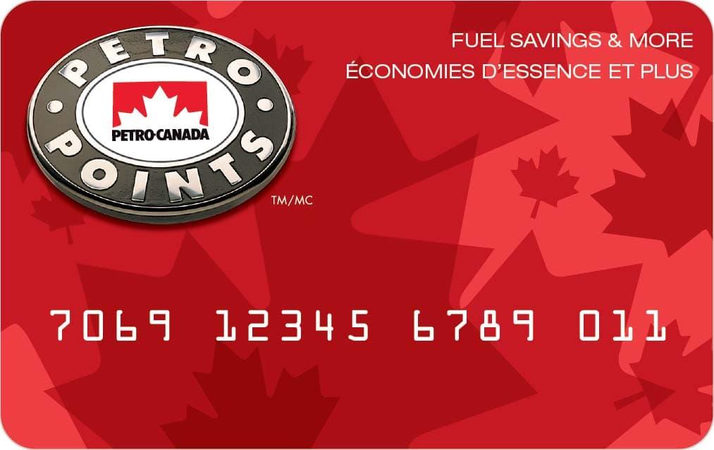 Carte Petro-Points