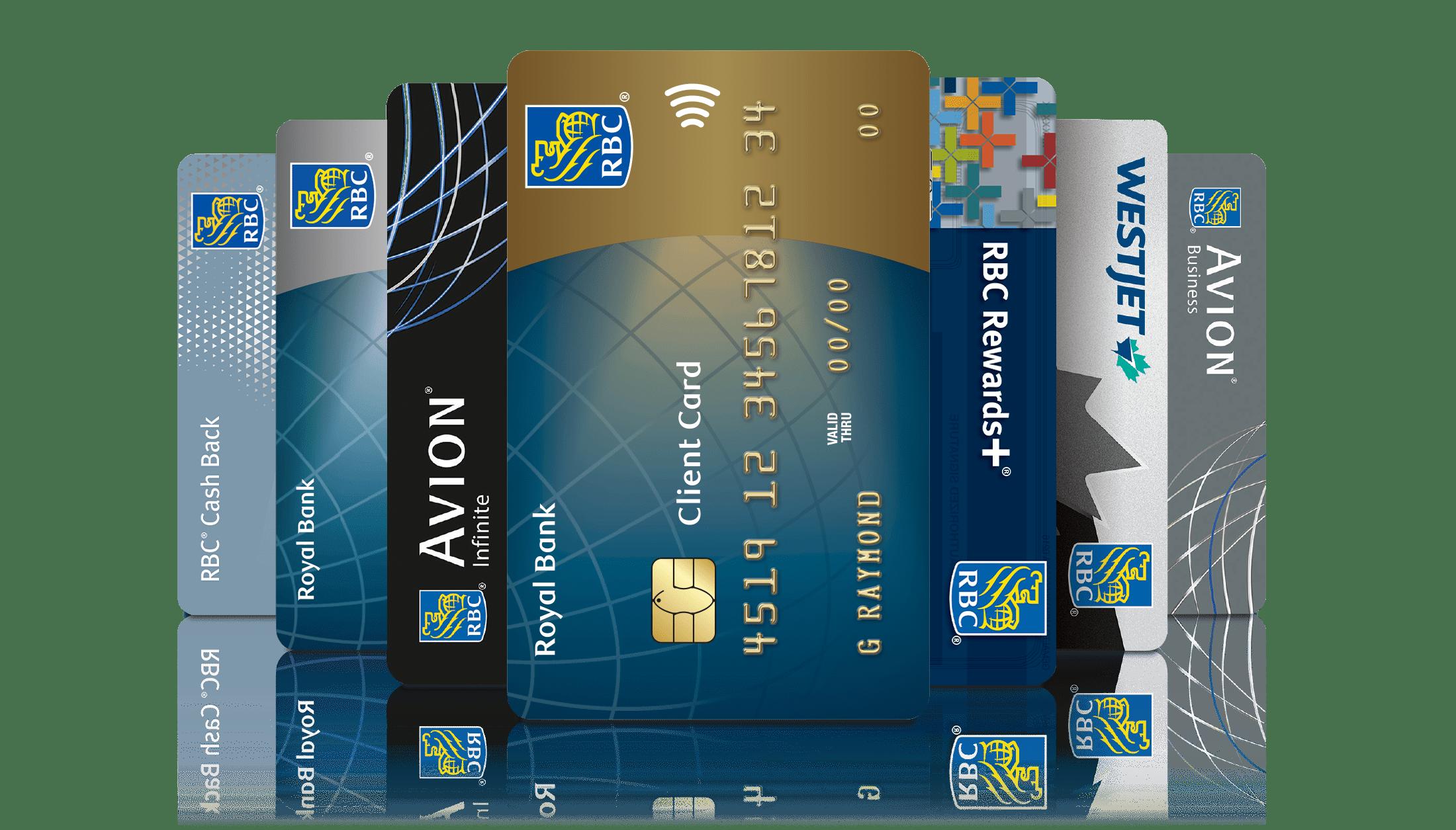 RBC Card fan