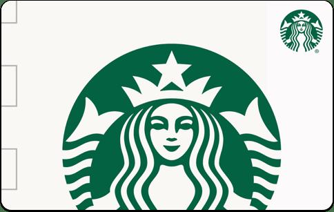 Carte-cadeau Starbucks
